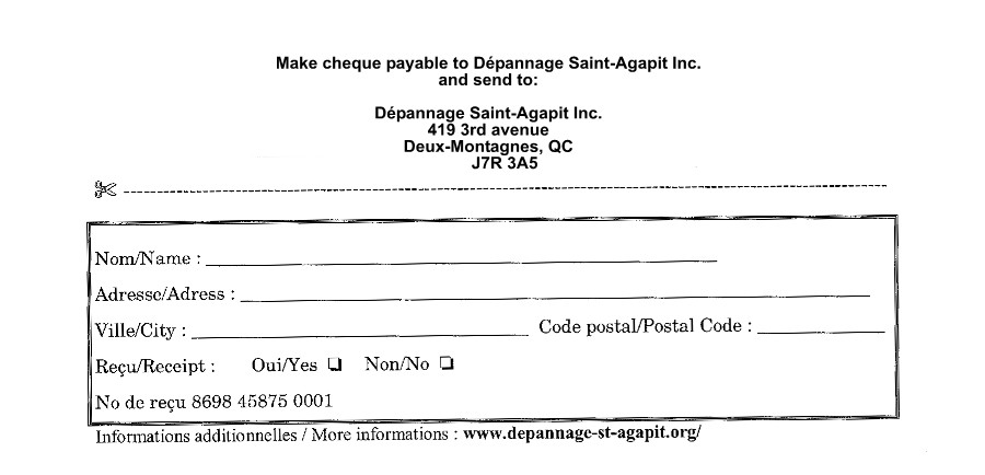 Archive August 2012 Dec 2012 – Cheque Receipt Format